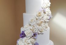 Wedding cakes by The Snowdrop Cakery