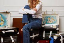 les valises Sofia Sanchez de Betak pour Globe-Trotter
