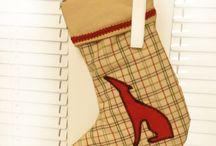 Christmas Stocking / vánoční punčocha