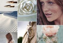 WOT my aesthetics / Inspired by the Wheel of time