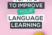 Tips for Language Learning