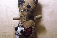 ART DOLLS-VOODOO