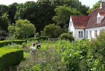 Artists' Homes - Agnete and Sigurd Swane, Denmark