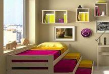 cortijo dormitorio niño