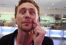 <3 Tom Hiddleston / by Magen Schmitz