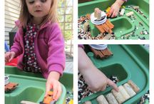 Preschool ~ Construction / by Jill Dodds