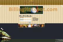 Billing Hotspot Hotel / Tampilan Software Billing Hotspot untuk Hotel