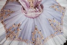 Ballet Costumes / The prettiest costumes that dazzle on stage.