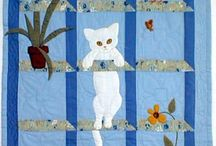 Quilts: Cats / by Angie Davis