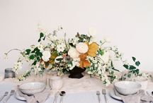 Table Setting Wedding Inspiration