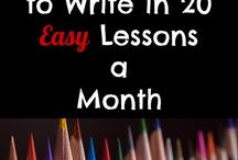 Writing in the Elementary Classroom