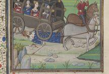 Transporte en la antigüedad