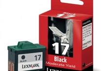 Original Lexmark 010NX217E / NO 17HC Tinte Black