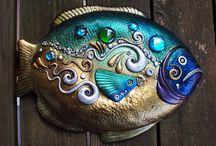 Relief Art / Rölyef Sanati & Folyo Kabartma, Alçı Rölyef