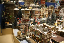 Christmas village  / by Donna Kargol