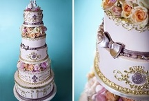 amazing cakes / beautiful crafted cakes / by Tejae Floyde