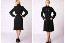 Paltoane dama elegante/Elegant coats for women / Fall/Winter fashionable customade coats