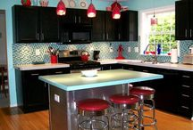 Kitchen ideas / by Karen Ulibarri