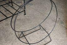 leñeros firewood rack / leñeros para interior y exterior, contenedores de leña y quemadores de madera para calefacción y decoración