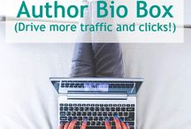 Author Bio & About Page Tips / Find out how to create a perfect author bio for your blog authors. STARBOX - is the Author Box Wordpress Plugin for Humans. You can find more information on  http://starbox.squirrly.co/
