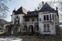 Elhagyott Házak