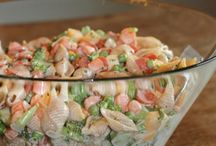 Salads 'n sides... / by Jen Stafford