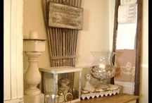 Cottage Ideas / Cottage Decorating Ideas / by Mylinda Revell