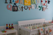 Kids: Nursery Ideas / by Anissa (Nieveen) Klapperich