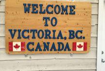 Vancouver Island BC Canada / Vancouver Island eind mei heb ik een bezoek gebracht aan Victoria. We zijn naar Vancouver Island gevlogen met een Seaplane een geweldige ervaring. We hebben veel gedaan Fishermans Whatf bezocht. Whale whatching, stadswandeling, hightea bij Fairmont, Butchart Gardens. Er is genoeg te doen en te zien op Vancouver Island.