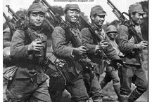 Japanese Soldiers During WW2 / Soldiers of Nippon.