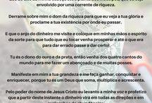 Orações.