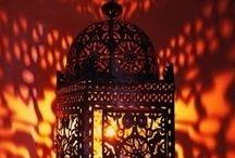восточные лампы