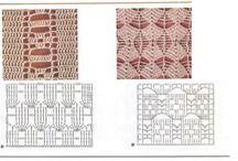 CROCHET & KNITING patterns /ideas