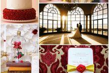 мудборд свадьбы