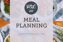[Hungry For Salad] Meal Planning