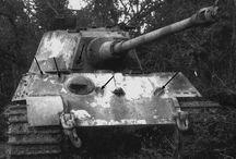Tanks WW II
