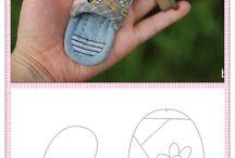 miniaturas con moldes