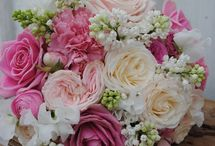 Wedding flowers / by Debbie Yones