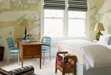 Boys bedroom / by Kathy Neblett