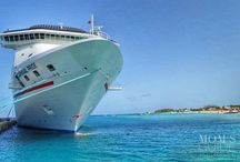 Cruising with Kids (and Tips) / Guide to traveling with kids on a cruise.