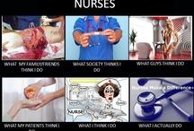 Nursing / by Rachel Staeffler