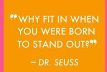 Dr. Seuss / by CJ. Williams