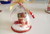 Christmas! Handmade crafts with❤️