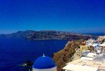 Visit Santorini / Summertime, the Greek Islands - What could be better!  Read my blog for tips on where to go and where not to go in SANTORINI