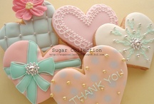 Fabulous cookies and treats / Inspiration, admiration and respect!! / by Xandra Vas