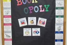 Library Bulletin Boards