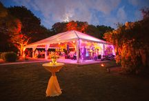 Legare Waring House / Part of Charlestowne Landing, the Legare Waring House is one of our favorite local venues. Lighting is a must as it can get very dark under the Oaks in the late afternoon for Fall and Spring weddings.