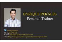 Personal Trainer Enrique Perales / Miembro de Pymes Unidas España http://somospymesunidas.es/personaltrainerenriqueperales.html