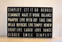I'm doin that! / Great ideas!