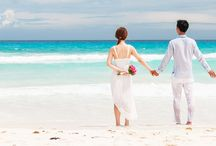 Beach Weddings at Palace Resorts